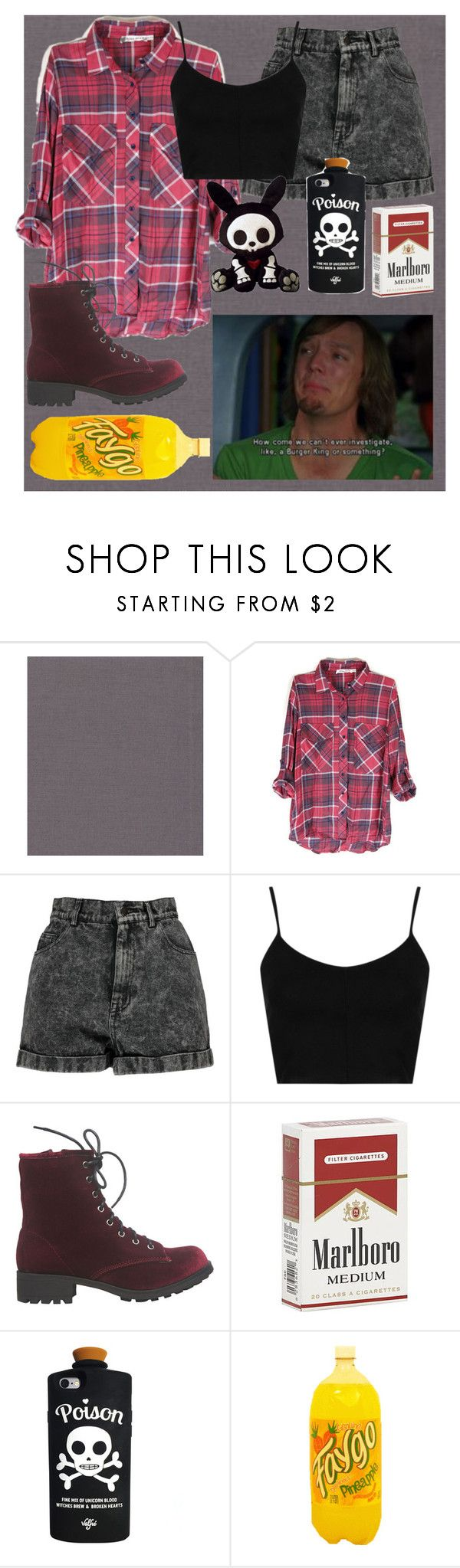 """""""Oh, Shaggy.."""" by peacetea-queen on Polyvore featuring Boohoo, Topshop, Wet Seal, Valfré and INC International Concepts"""
