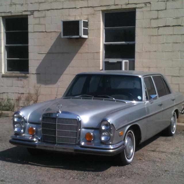 My Benz.