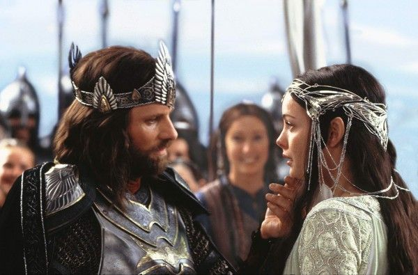 Exclusive Viggo Mortensen Offers His Advice For Young Aragorn In