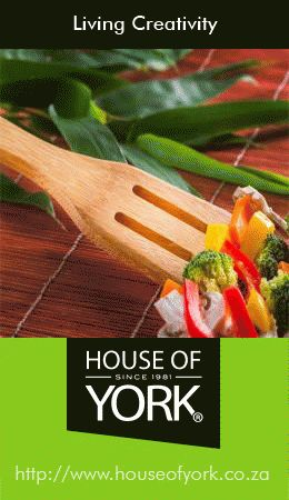 This bamboo slotted spatula is moisture resistant and made from bamboo, making it eco-friendly. Available at House of York from only R19.95. #bamboo #spatula #inthekitchen #houseofyork