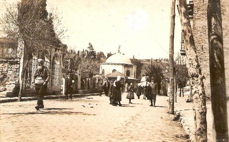 Eski İstanbul: Eyüp Feshane Caddesi