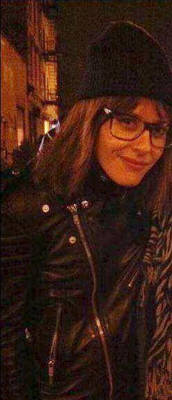 Kate Moennig with glasses girls make passes at girls who wear glasses
