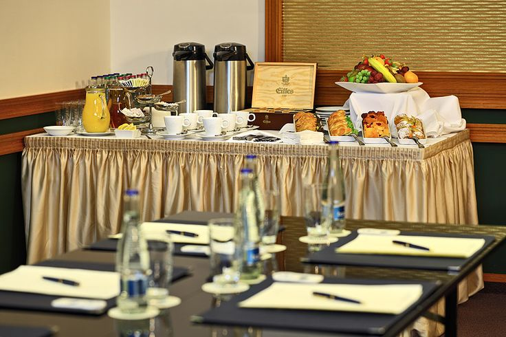 #Coffee break at Bohemia conference room