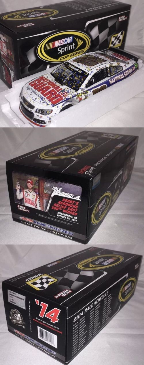 Sport and Touring Cars 180272: Dale Earnhardt Jr #88 National Guard Martinsville Win 2014 Nascar Diecast 1 24 -> BUY IT NOW ONLY: $299.99 on eBay!