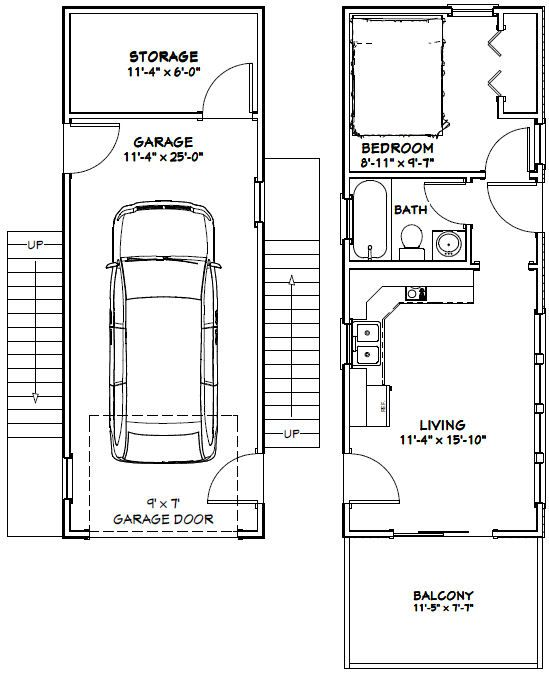 12x32 tiny house 12x32h6g 461 sq ft excellent for 16x32 cabin floor plans