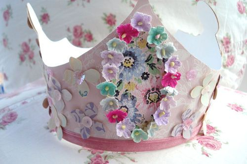 Custom crown- have a crown decorating contest?