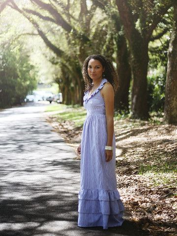 Robe Emmaline femme Violettefieldthreads