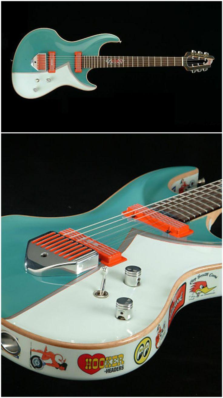 Originalité et custom retro par MJ Guitars. Retrouvez des cours de guitare d'un nouveau genre sur MyMusicTeacher.fr