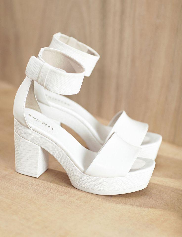 best 25 chunky heels ideas on chunky high