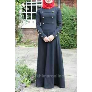 Military abaya style