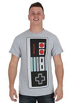 Big Controller Nintendo T-Shirt