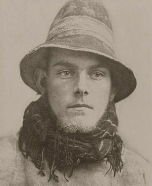 Southwold Fisherman ca1886 - P.H. Emerson . English (b. Cuba, 1856-1936)