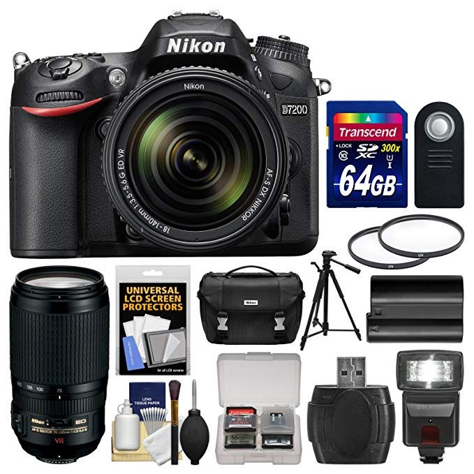 Nikon D7200 Wi Fi Digital Slr Camera Best Digital Camera Digital Slr Camera Digital Slr