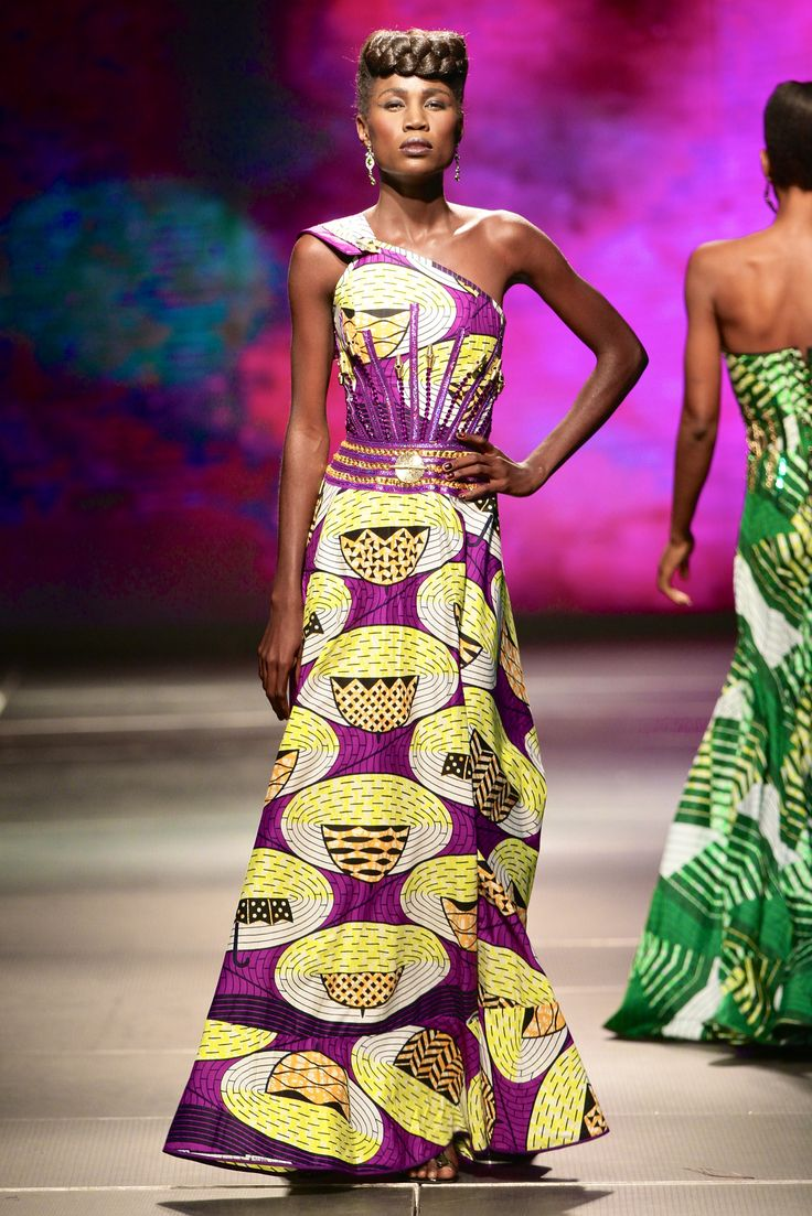 Eloi Sessou is one of the biggest names in the Ivory Coast fashion industry. Simon Deiner / SDR Photo