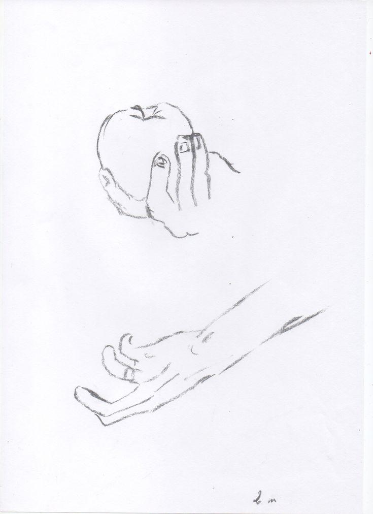 Dos minutos en cada dibujo- A estos dos les he dedicado dos minutos a cada uno, y parece que no están tan mal. Pero necesito bastante mas tiempo y practica.
