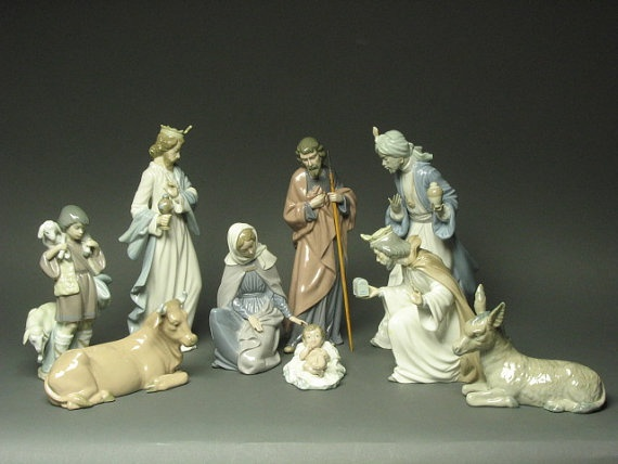 LLADRO Nao Very Large in size  12 inches by Momsvintagetreasures, $685.00