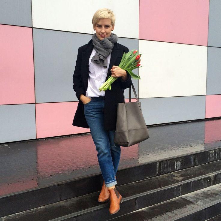 """""""Market day✌️ Всем любителям boyfriend jeans советую новые Levi's 501"""""""