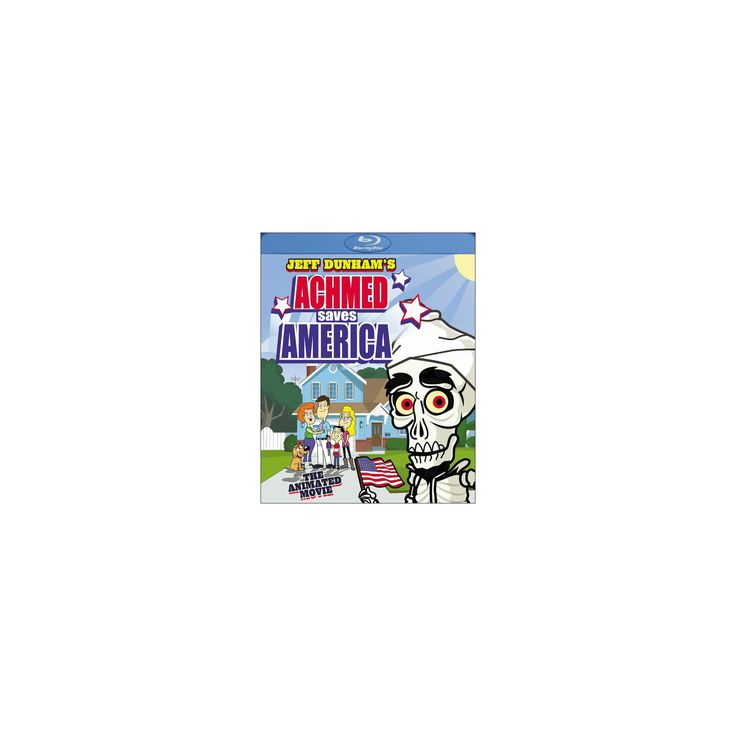 Jeff dunham:Achmed saves america (Blu-ray)