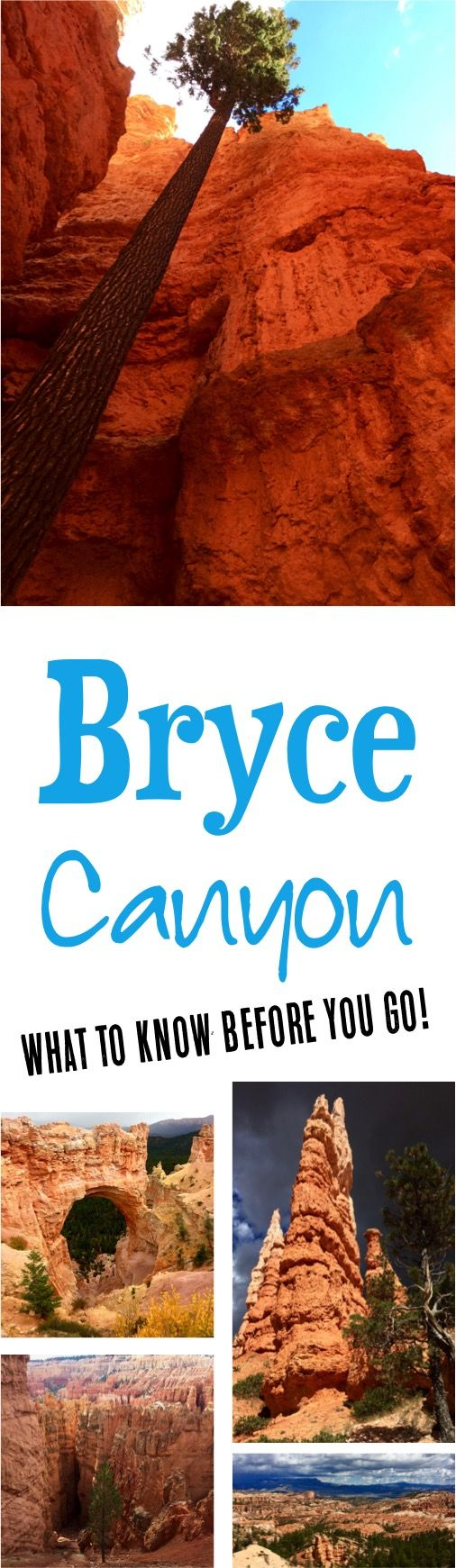 Bryce Canyon Utah!  Best Bryce Canyon hikes, viewpoints, what to wear + more! | NeverEndingJourneys.com