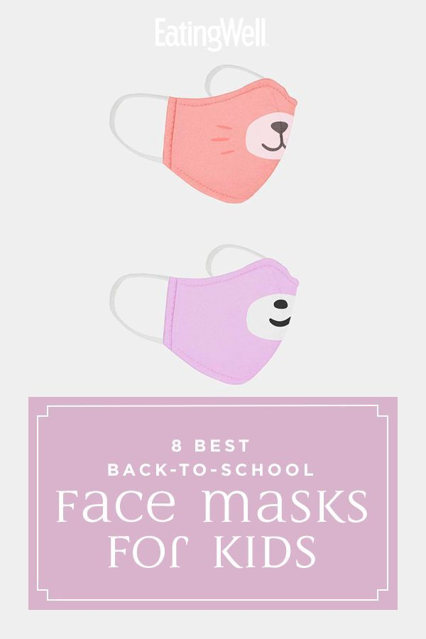These 8 Face Masks Are Perfect For Kids Returning To School Mask For Kids Face Mask Kids
