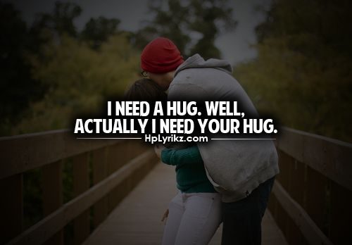 bahahahahahahahahahah! Oh the hilarity of this(: I need your hug? Please. Chocolate