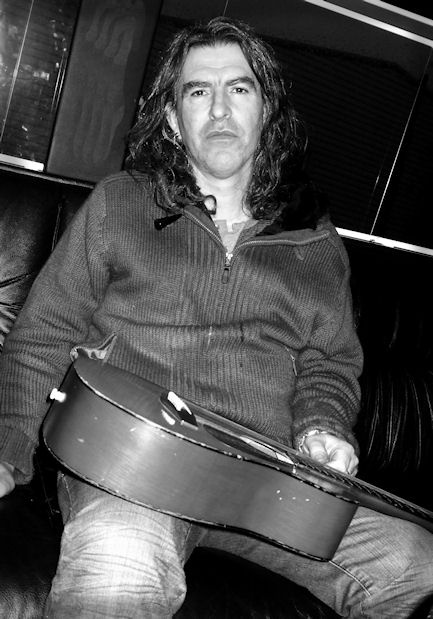 Justin Sullivan - The force behind New Model Army and also a fantastic solo artist.
