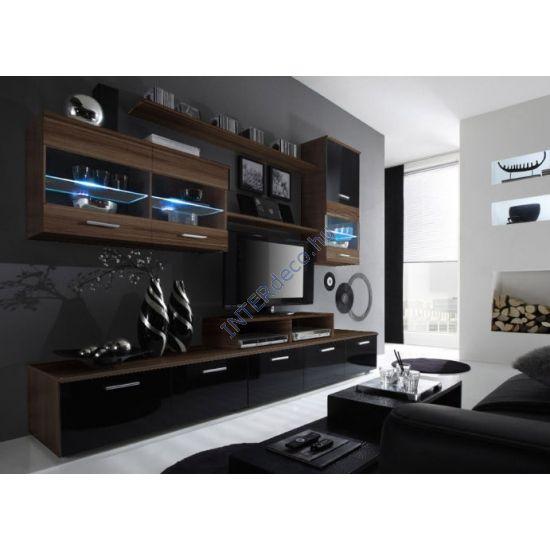 33 best led bottle display images on pinterest bar for Modern wall bar unit