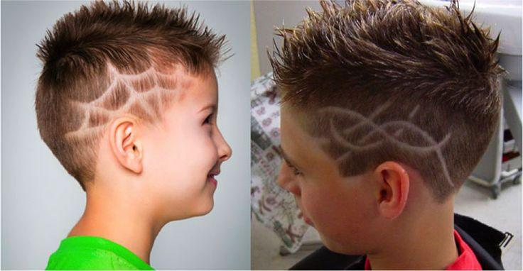 детские стрижки волос для мальчиков: 17 тыс изображений найдено в Яндекс.Картинках