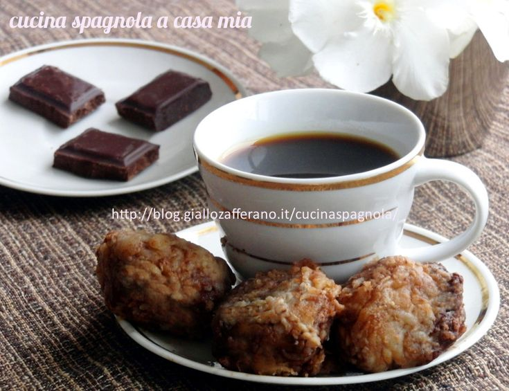 Il cioccolato fritto è un'idea facile e golosa. Se vuoi provare a fare con me il cioccolato fritto segui attentamente i miei consigli e clicca il link!