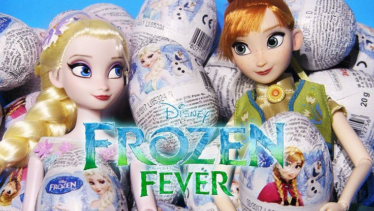 Summer Solstice ❄ Frozen Fever ❄ Elsa Anna dolls with Frozen Surprise Eggs by Rainbow Toys TV https://youtu.be/Vx2HPTR9ytc