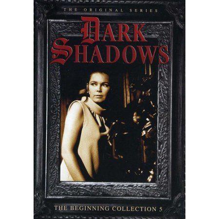 Dark Shadows: The Beginning - DVD Collection 5 [4 Discs] [DVD]