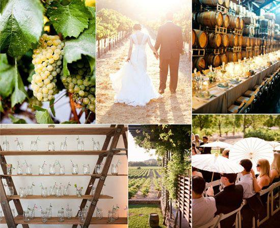 2 schoen Weinberg Freiluft Hochzeit idee tisch dekoration wein Weinbeere Hochzeit unter freiem Himmel – 8 Ideen für eine Freiluft Hochzeit