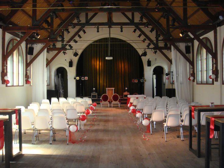 #Trouwceremonie #styling Dudok Tilburg