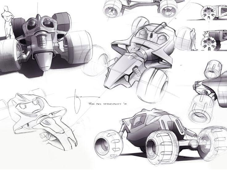 Daniel Simon sketch