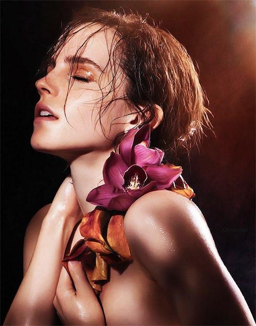 Emma Watson on Natural Beauty