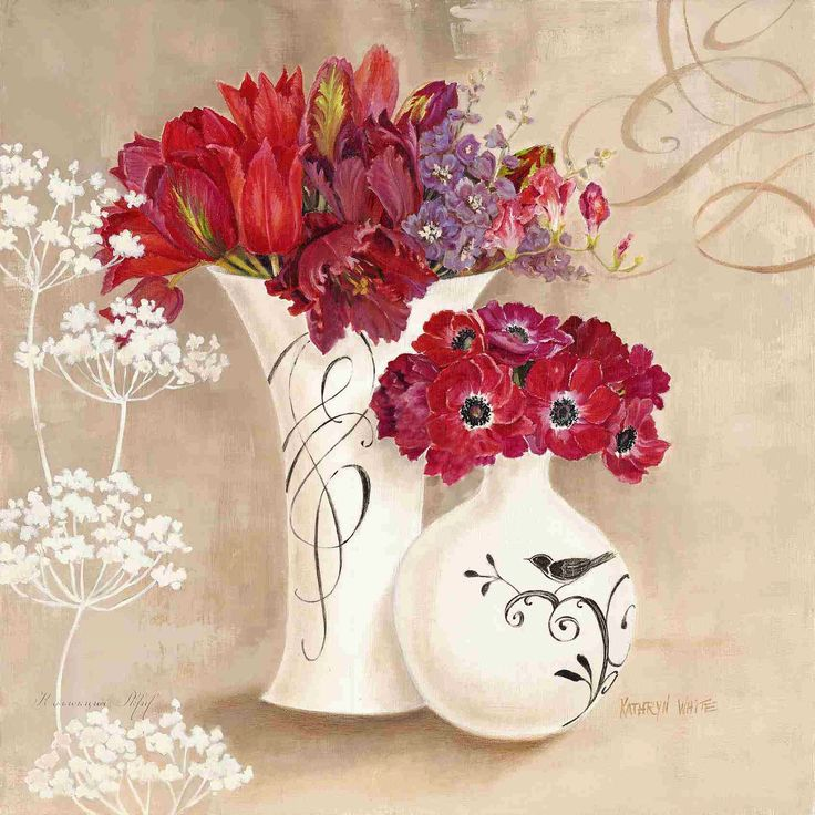 Art by Kathryn White  ДекоративноУютное.... Обсуждение на LiveInternet - Российский Сервис Онлайн-Дневников