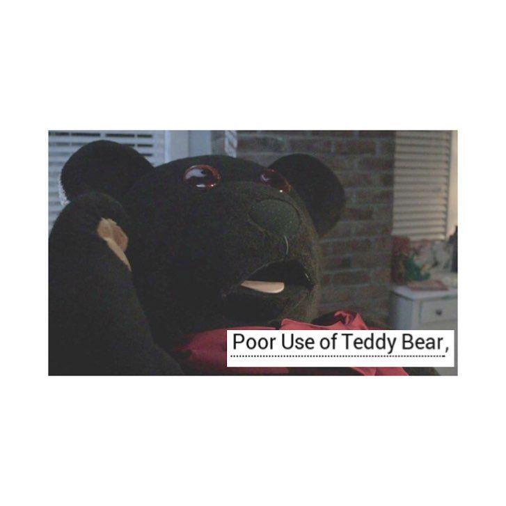 Supernatural + AO3 Tags is my favorite thing bc I love those AO3 tags  #supernatural #teddybear
