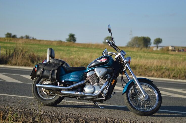 Original honda shadow