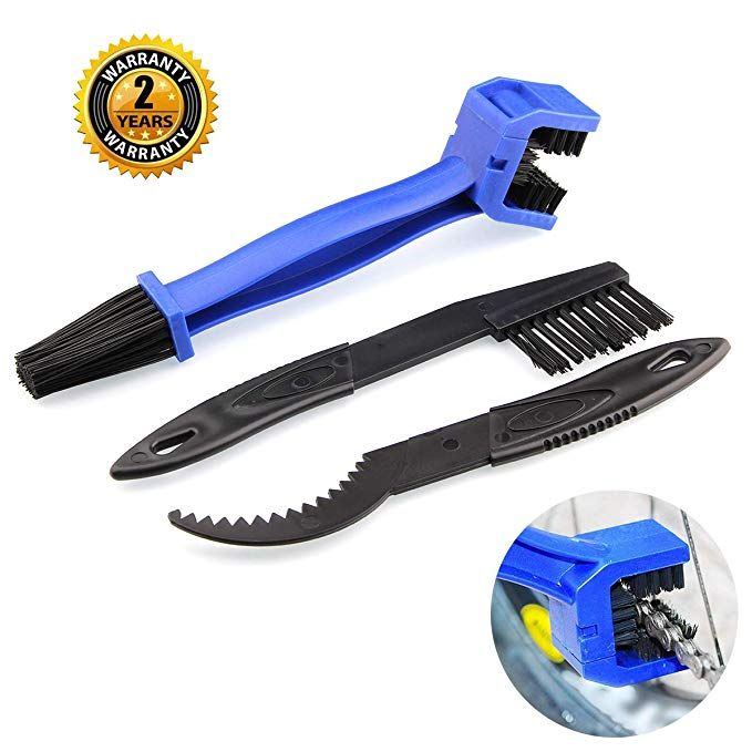 Bike Chain Cleaner Tool Motorcycle Set Oibtech Durable Bicycle