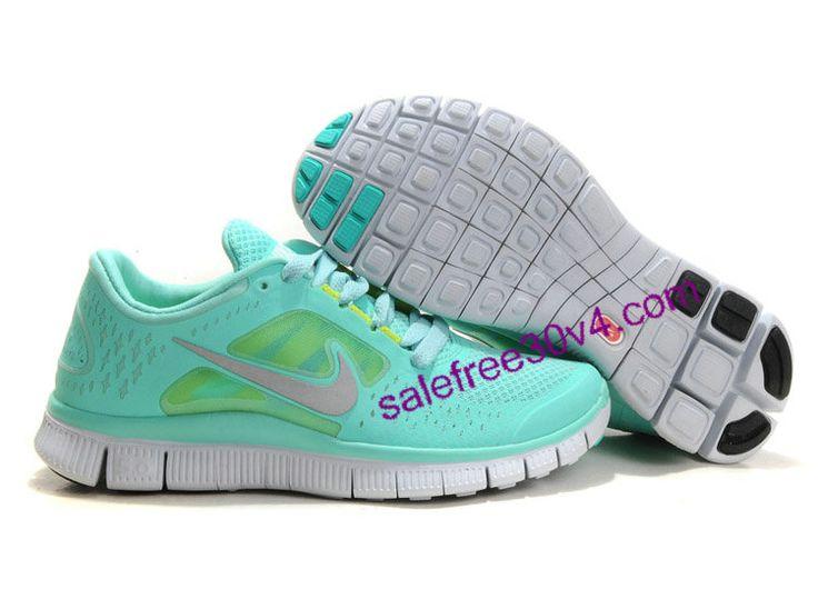 Nike Free Run 3 Water Green Women