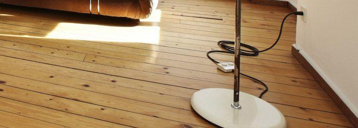 vurenhouten vloer smalle plank