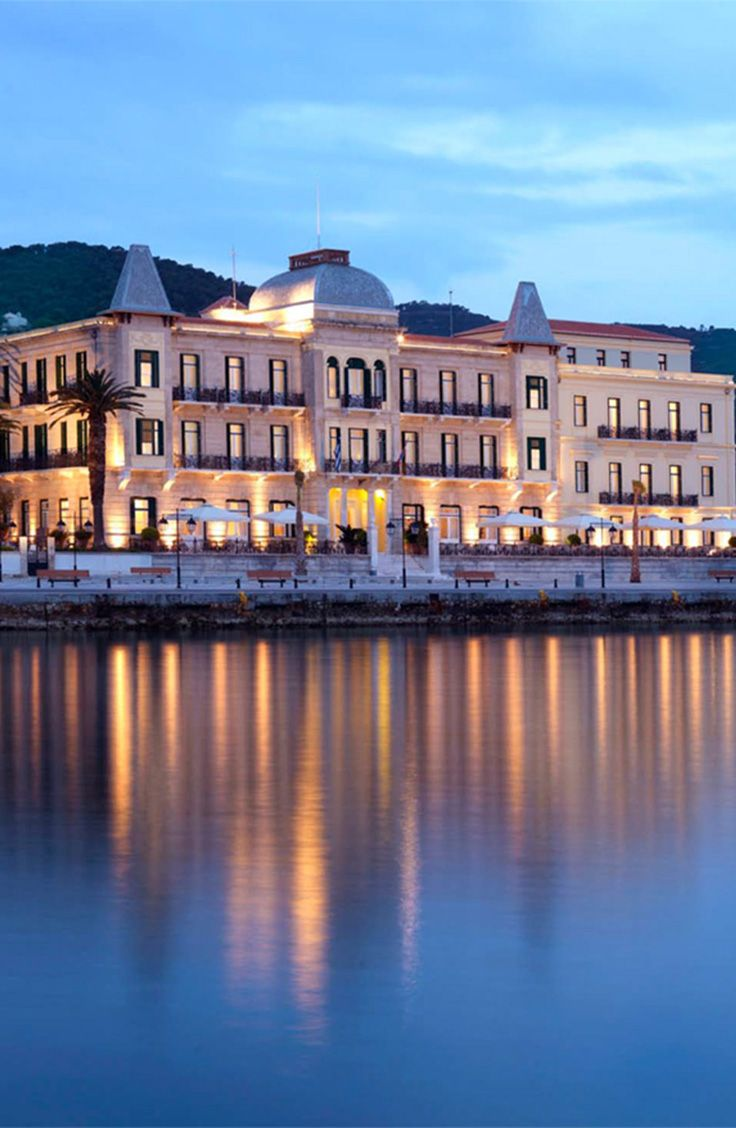 For discounted rates at the Poseidonion Grand Hotel in Spetses, Greece, join the MedClub http://www.mediteranique.com/med-club/
