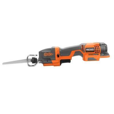 ridgid tools saw. ridgid - 18v one handed recip. saw r86447b home depot canada ridgid tools