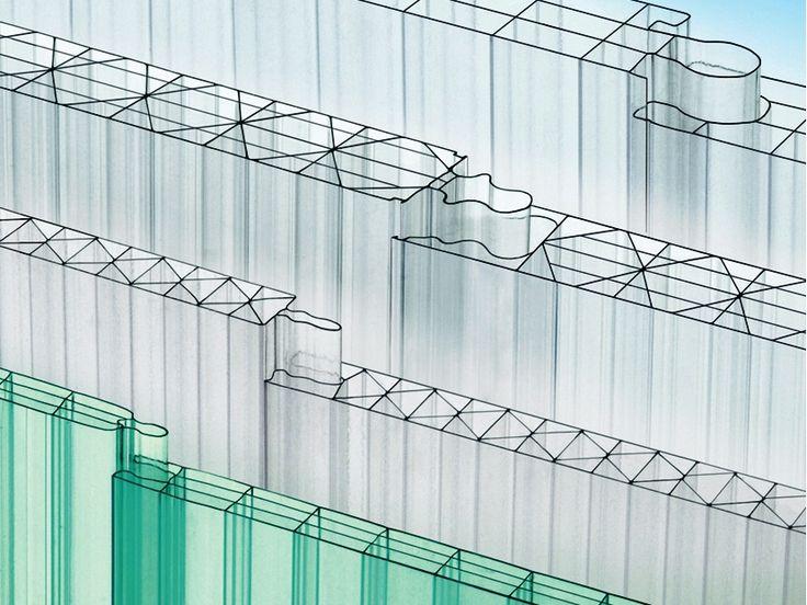 Polycarbonate sheet AKRAPAN By AKRAPLAST SISTEMI