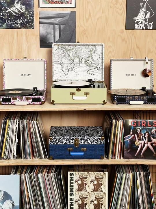 Urban Outfitters- I kinda want a vinyl record