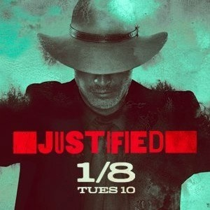 Justified Season 4 Promo Art - Timothy Olyphant is back as Deputy U.S. Marshal Raylan Givens starting January 8th, only on FX.