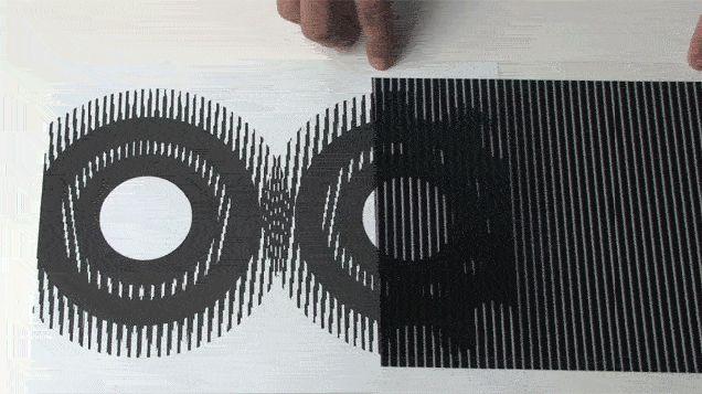 Optická iluze – dokážete nad ní vyzrát?