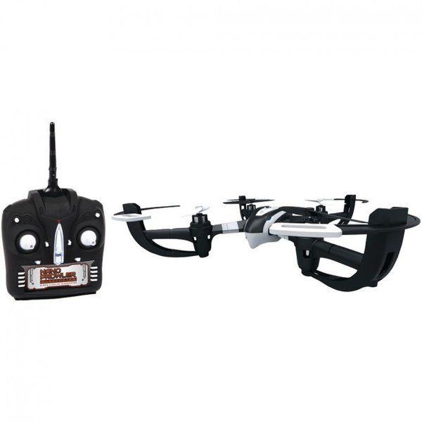 World Tech Toys 35065 4.5-Channel Nano Prowler Quad Drone