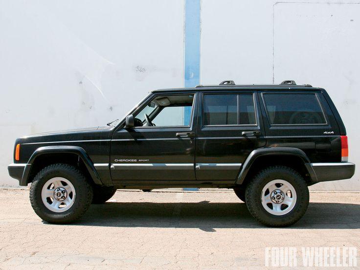 Jeep Cherokee Xj 1984 2001