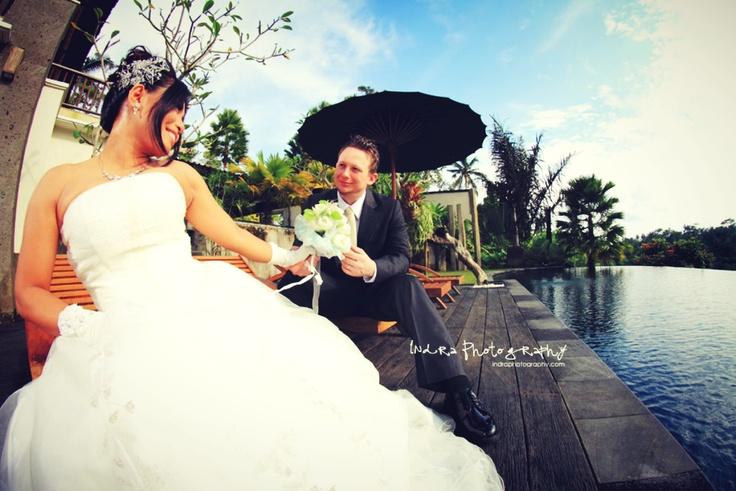 Brian & Ida Pre wedding in Ubud Bali